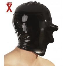 Latexmaske uten åpning