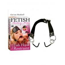 Double Fish Hook Restraint