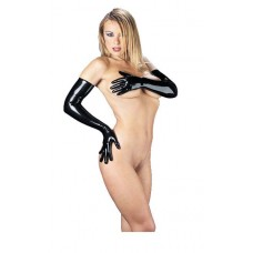 Latex Long Gloves