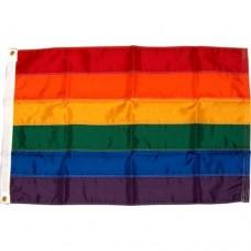 Rainbow flag, 4
