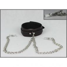 BQS - Collar med brystklyper