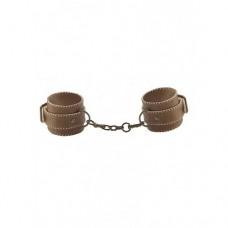 Ouch! Brun Håndcuffs