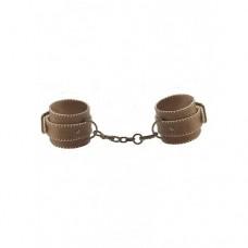 Ouch! Brun Ankel cuffs