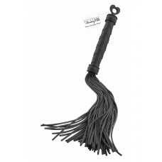 FF Elite - Silikon flogger sort