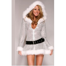 Christmas Silver Jacket