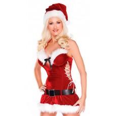 Sexy Miss Santa