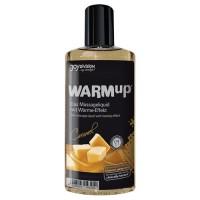 Warm-up Massasjeolje - Karamell
