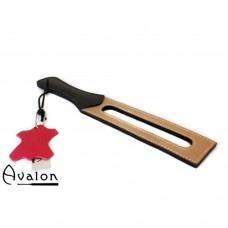Avalon - CAELIA - Spencer åpen paddle - Brun og sort