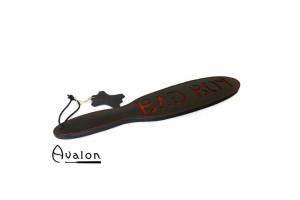 Avalon - Paddle Bad Boy - Sort og Rød