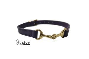 Avalon - Bit - Lilla Collar med bronsjefarget bitt