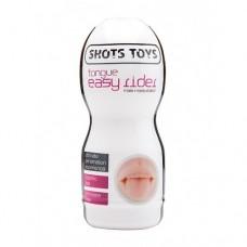 Shots - Easy Rider, munn med tunge masturbator