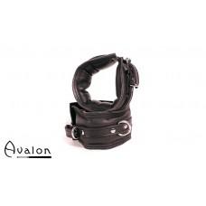 Avalon - ENSNARE - Polstrete Handcuffs Svart