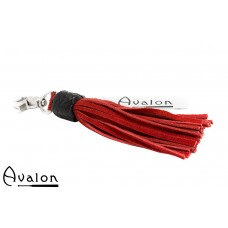 Avalon - TREASURE - Lang Nøkkelringflogger, rød
