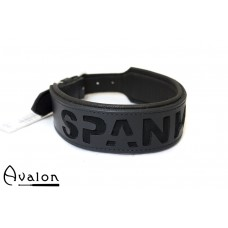 "Avalon - I NEED YOU - Collar ""Spank Me"" - Sort"