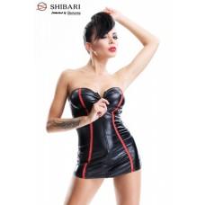 Demoniq - Yukiko - Kjole i sort og rød