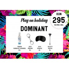Play On Holiday - Dominantpakke