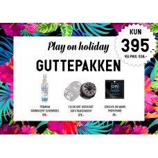 Play On Holiday - Guttepakke
