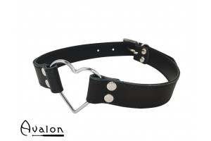 AVALON - HEART - Thigh Harness - Lårharness