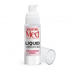 Amoréane MED - Liquid Vibrator Strawberry