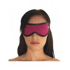 Rimba - Øyemaske i rosa lær